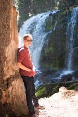 Tumalo Falls Hike-29
