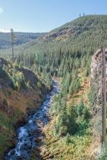 Tumalo Falls Hike-3