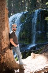 Tumalo Falls Hike-30