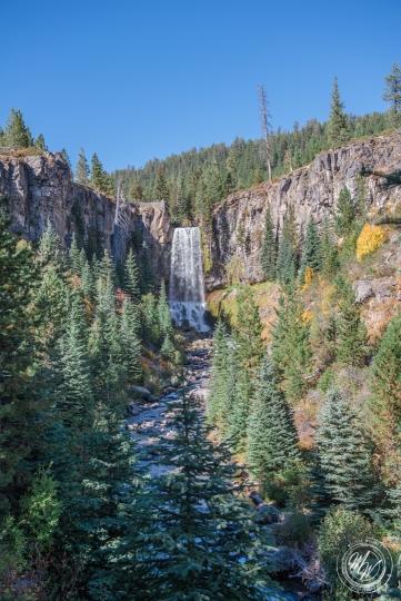 Tumalo Falls Hike-42