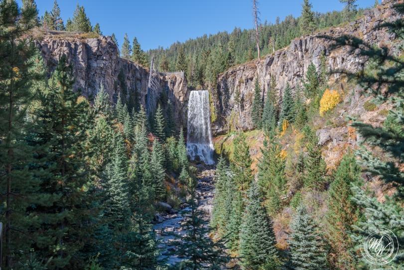 Tumalo Falls Hike-43