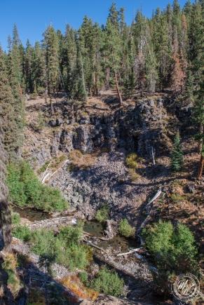 Tumalo Falls Hike-8