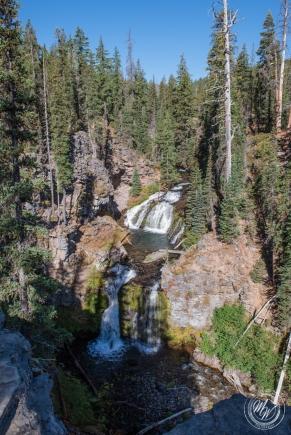 Tumalo Falls Hike-9