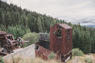 Return to the Ochoco Mines-82