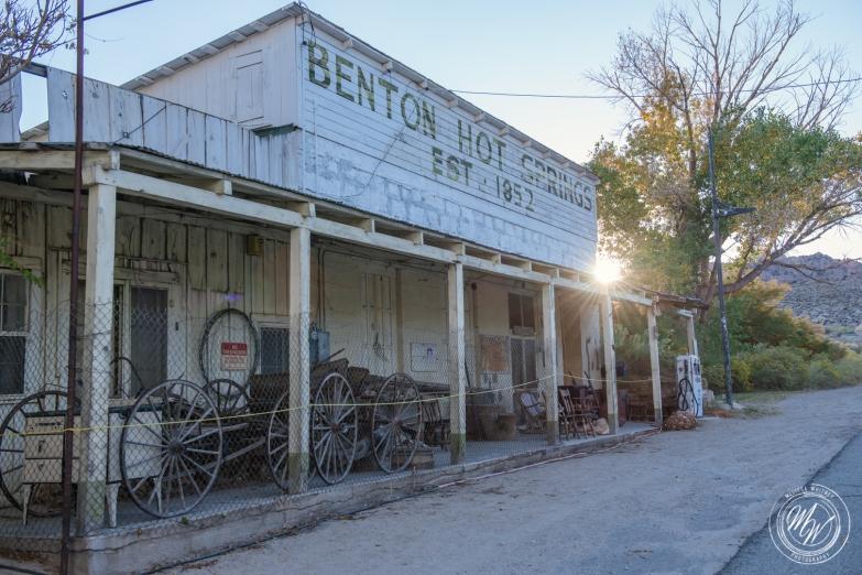 Brother-Sister Road Trip 2018 - Day 3 - Benton Hot Springs-52