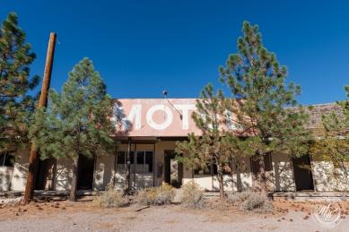 Brother-Sister Road Trip 2018 - Day 4 - Boundary Peak, Coaldale, Clown Motel-20