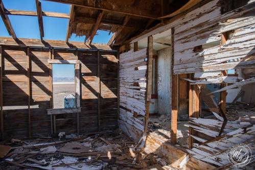 Brother-Sister Road Trip 2018 - Day 4 - Boundary Peak, Coaldale, Clown Motel-33