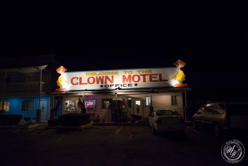 Brother-Sister Road Trip 2018 - Day 4 - Boundary Peak, Coaldale, Clown Motel-45