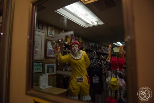 Brother-Sister Road Trip 2018 - Day 4 - Boundary Peak, Coaldale, Clown Motel-46