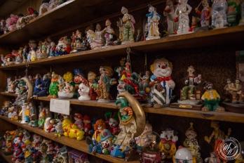 Brother-Sister Road Trip 2018 - Day 4 - Boundary Peak, Coaldale, Clown Motel-48