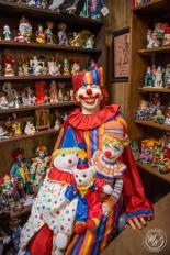 Brother-Sister Road Trip 2018 - Day 4 - Boundary Peak, Coaldale, Clown Motel-49