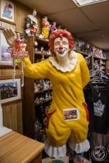 Brother-Sister Road Trip 2018 - Day 4 - Boundary Peak, Coaldale, Clown Motel-50