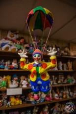 Brother-Sister Road Trip 2018 - Day 4 - Boundary Peak, Coaldale, Clown Motel-52
