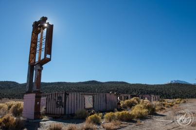 Brother-Sister Road Trip 2018 - Day 4 - Boundary Peak, Coaldale, Clown Motel