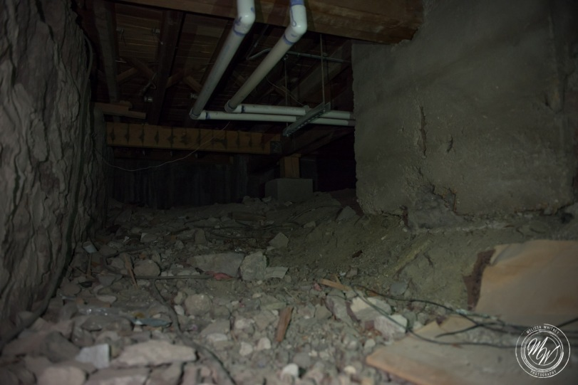 November 12 · Edited · Creepy crawl space.