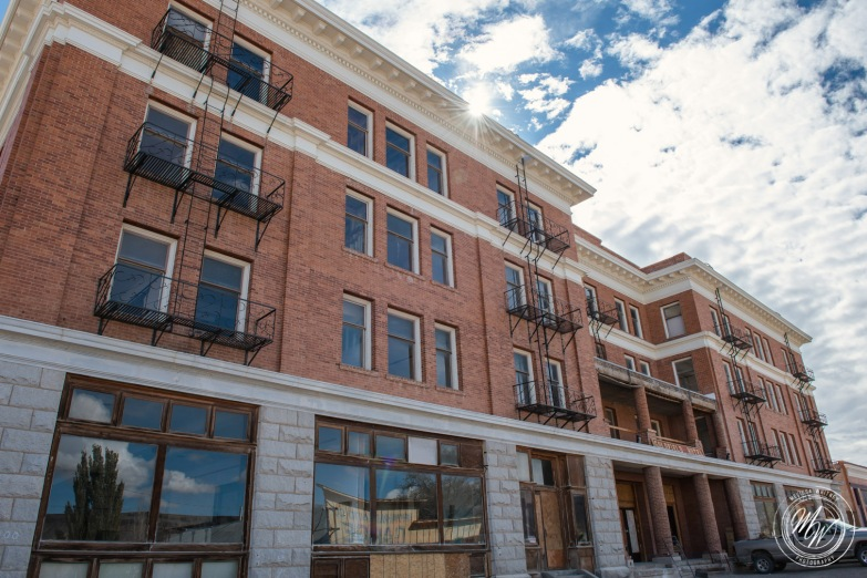 Brother-Sister Road Trip 2018 - Day 5 - Goldfield Hotel Tour-4