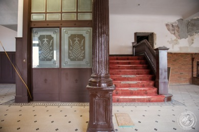 The Goldfield Hotel, built in 1908 boasts one of the first Otis elevators west of the Mississippi River, and was considered to be one of the most luxurious hotels in America in its time.